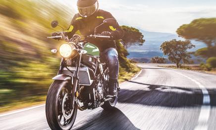 Myslíme aj na motorkárov!