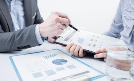 Ako som sa dostal k práci na finančnom trhu?